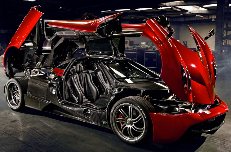 12 Most Incredible Cars that have ever existed